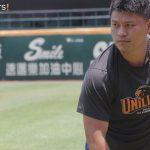棒球》拋開受傷後的低潮 潘威倫極積復健準備復出